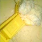 Domowe lody śmietankowo-cytrynowe (bez maszynki, bez jajek)