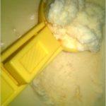 Śmietankowo cytrynowe lody domowe. Lody bez maszynki i mieszania.