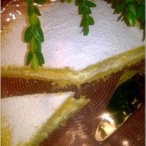 Ciasto kokosowy cytrusek z kremem mascarpone