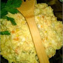 Sałatka jarzynowa (warzywna)