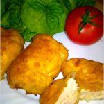 Roladki z kurczaka nadziane serem i wędliną. Szybki obiad.