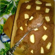 Zapiekana kasza manna o smaku nutelli