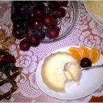 Śnieżne babeczki z kaszy manny