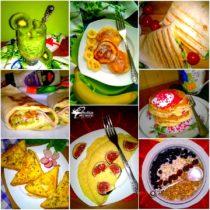 8 propozycji na śniadanie. Przepisy śniadaniowe.