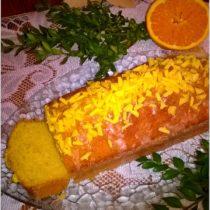 Babka podwójnie pomarańczowa (1)
