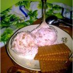 Ciasteczkowe lody domowe. Przepis na lody bez maszynki, bez jajek.