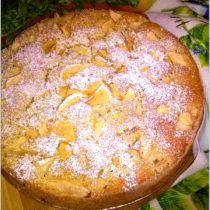 Ciasto z jabłkami (jabłecznik) (1)