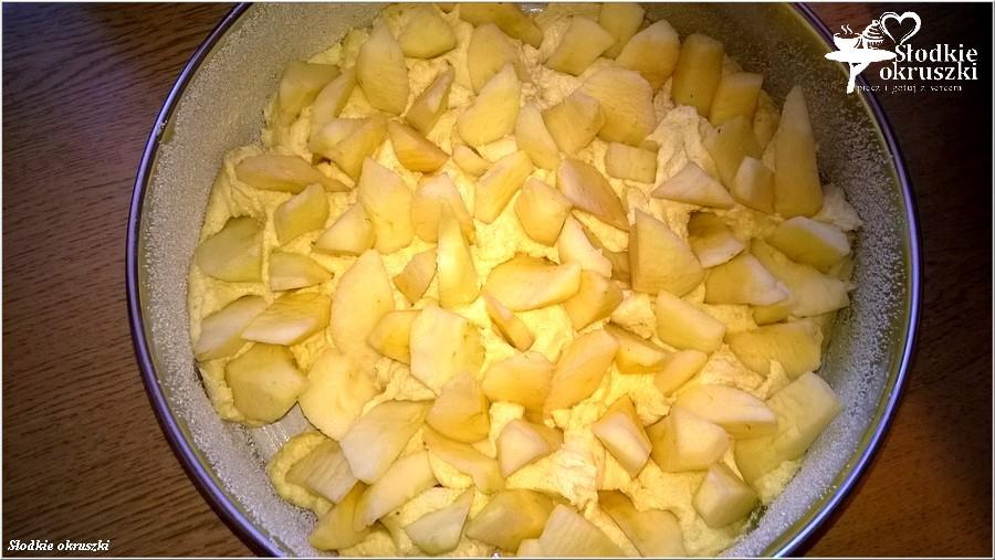 Ciasto z jabłkami (jabłecznik) (3)