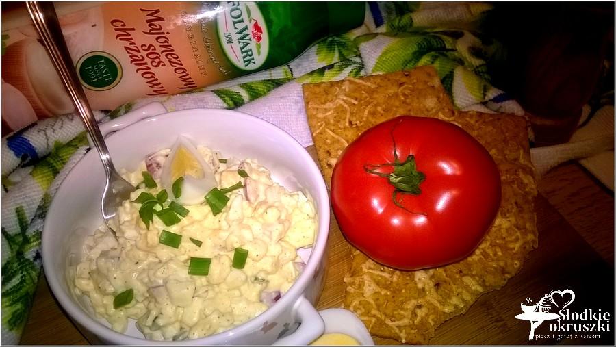 Delikatnie chrzanowa pasta kanapkowa z rzodkiewką (2)