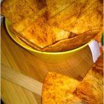 Domowe chipsy paprykowe w kilka chwil