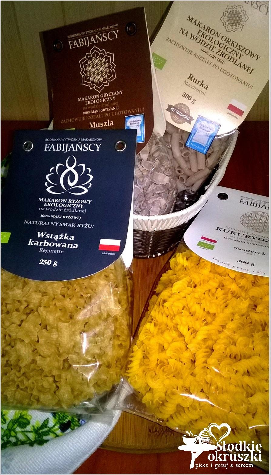 Ekologia, zdrowie i smak. Wytwórnia makaronów Fabijańscy.