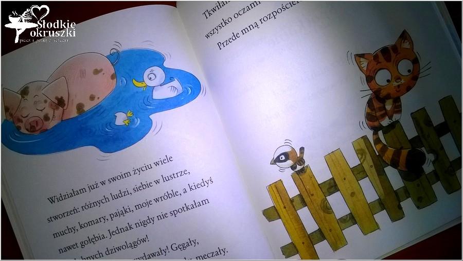 Figa na wakacjach Wyd. Skrzat. Recenzja książeczki dla dzieci. (4)