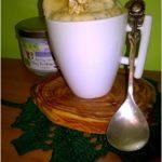 Orzechowy pudding jaglany z chia