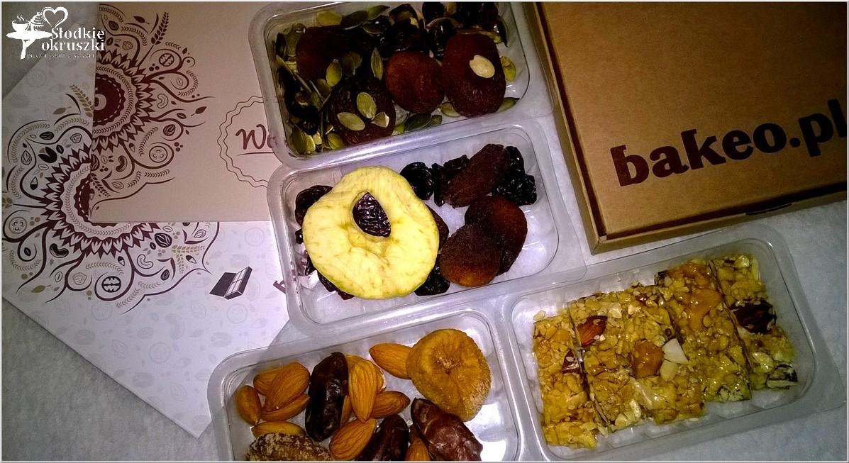 Przekąski pełne smaku i zdrowia - Bakeo