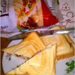 Pyszne tosty z musztardą