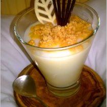 Smietankowy deser z krówką (1)