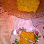 Szybkie i wilgotne ciasto dyniowo-kokosowe. Ciasto w kilka chwil i bez miksera.