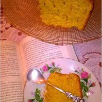 Szybkie i wilgotne ciasto dyniowo-kokosowe
