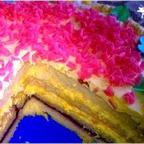 Tort urodzinowy mojej kochanej księżniczki  (3)
