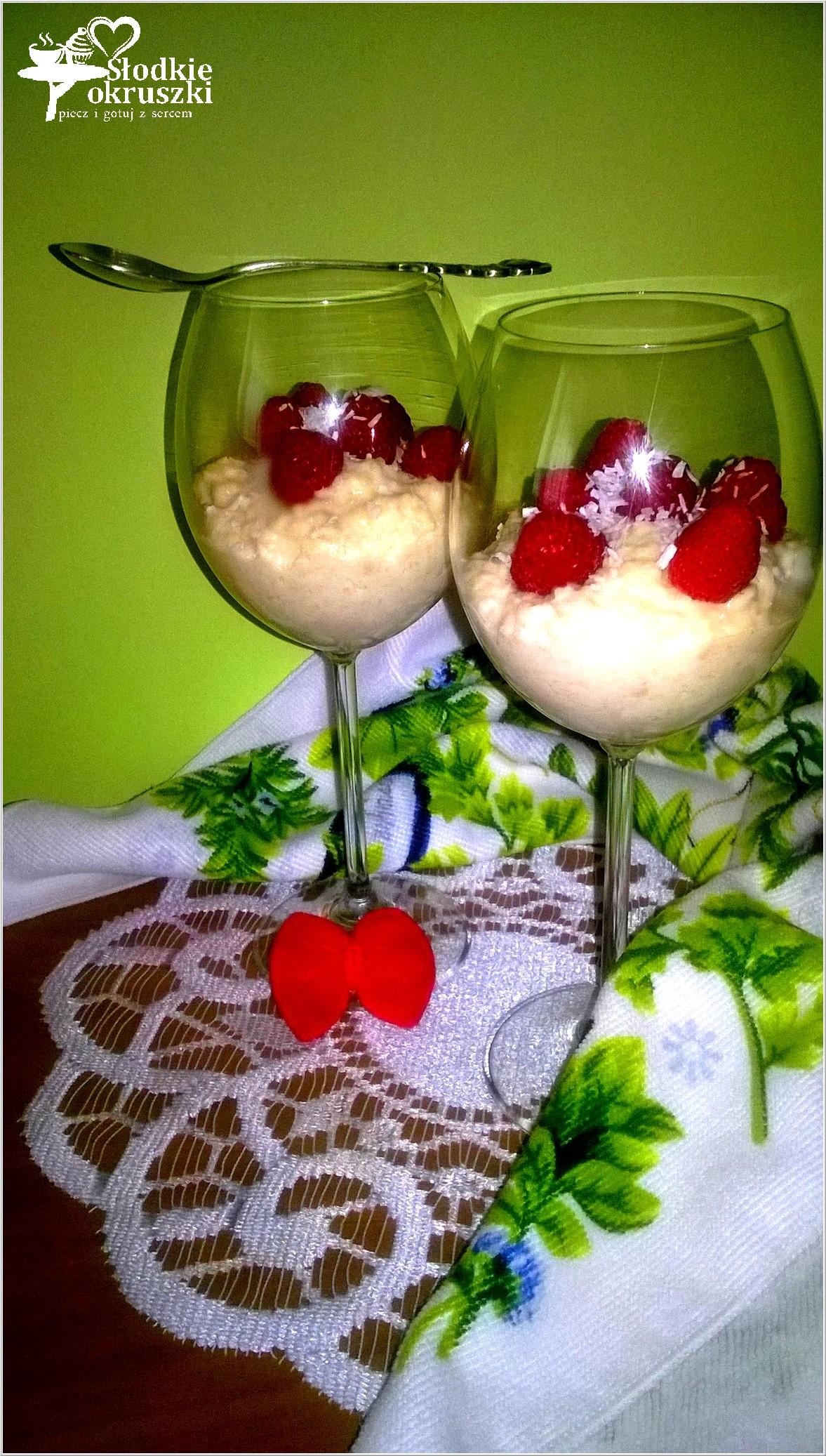 Zdrowy deser a la rafaello (z kaszy jaglanej) (2)