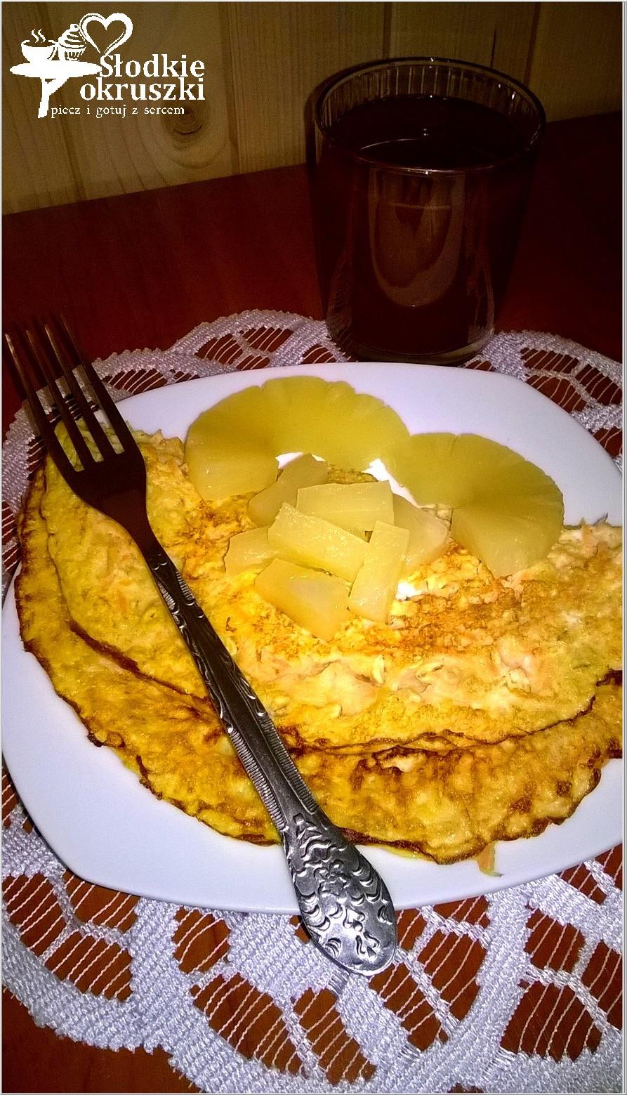 Zdrowy omlet marchewkowy 3