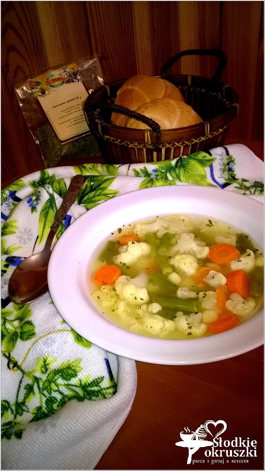 Zupa pełna jarzyn (zupa warzywna)