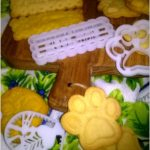 Kruche ciasteczka na weekendowe smutki córeczki
