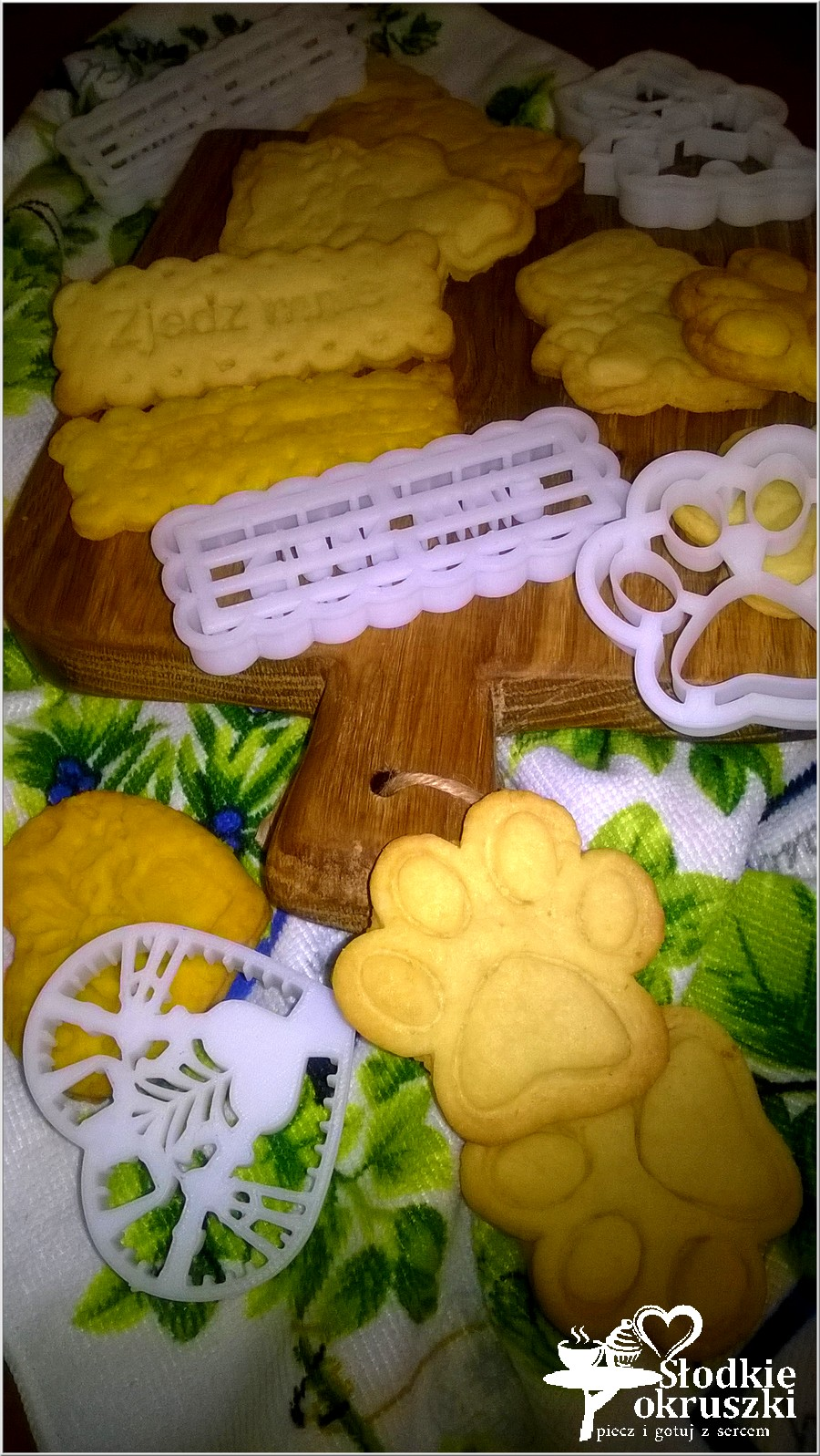 Kruche ciasteczka na weekendowe smutki córeczki (4)