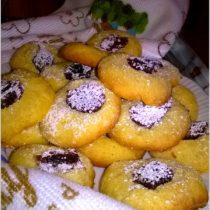 Najłatwiejsze ciasteczka z marmladą