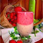 Zdrowy deser owocowy i maślane placuszki + recenzja blendera Silvercrest