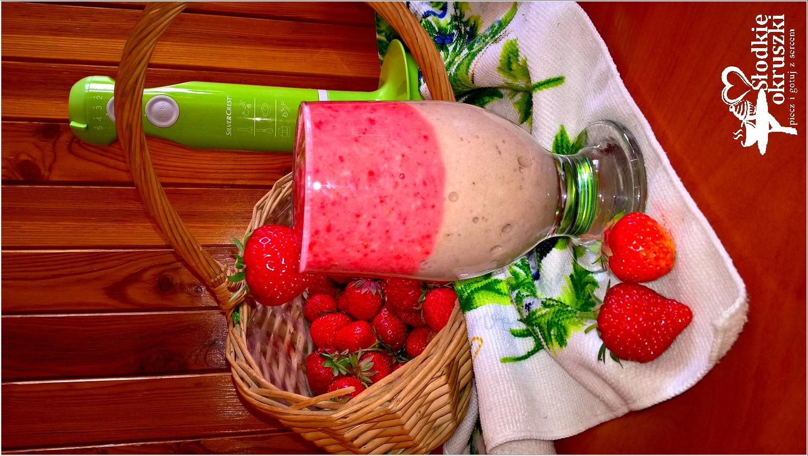 Zdrowy deser owocowy i maślane placuszki  (1)