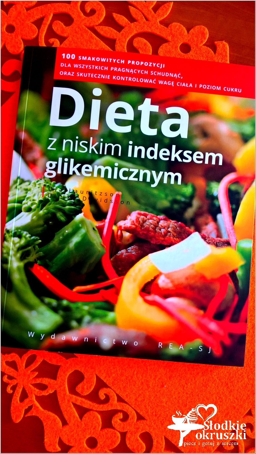 Dieta Z Niskim Indeksem Glikemicznym Recenzja Ksiazki Slodkie