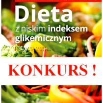 Konkurs Wygraj książkę Dieta z niskim indeksem glikemicznym