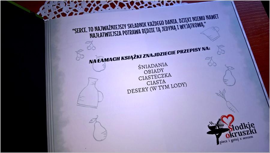 Książka kucharska Słodkie okruszki (1)