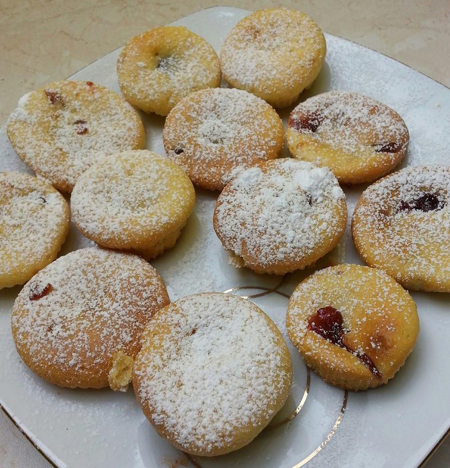 Czytelnicy pieką/gotują - Muffinki - Pani Izabela D.