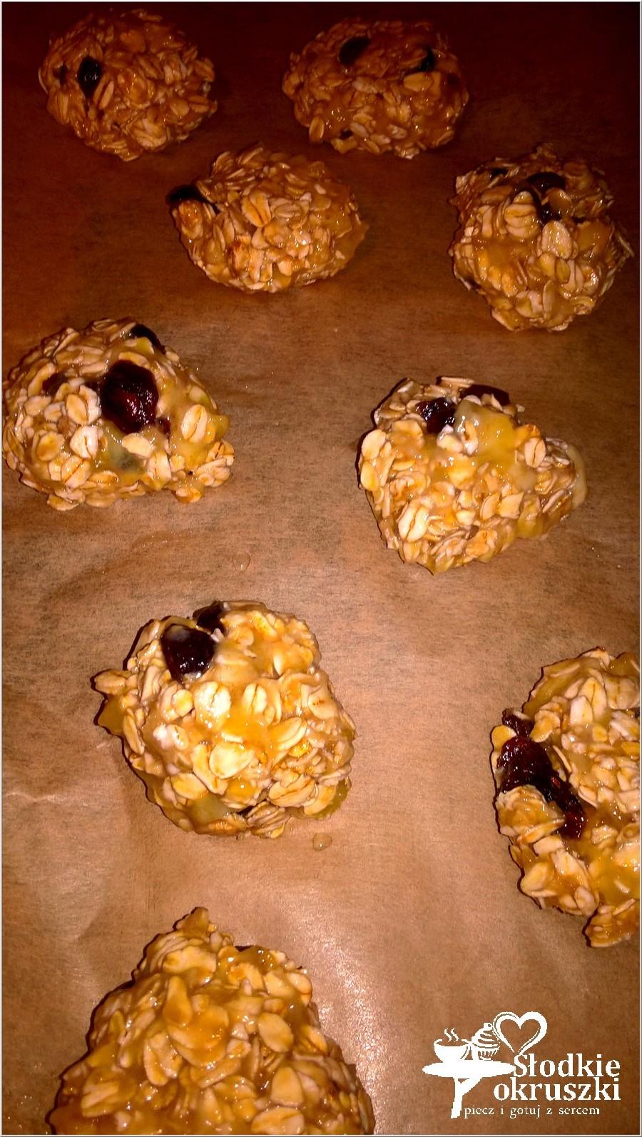 Proste i zdrowe ciasteczka owsiano-bananowe (2)