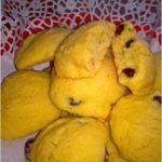 Puszyste ciasteczka na mące ryżowej z kokosową nutą