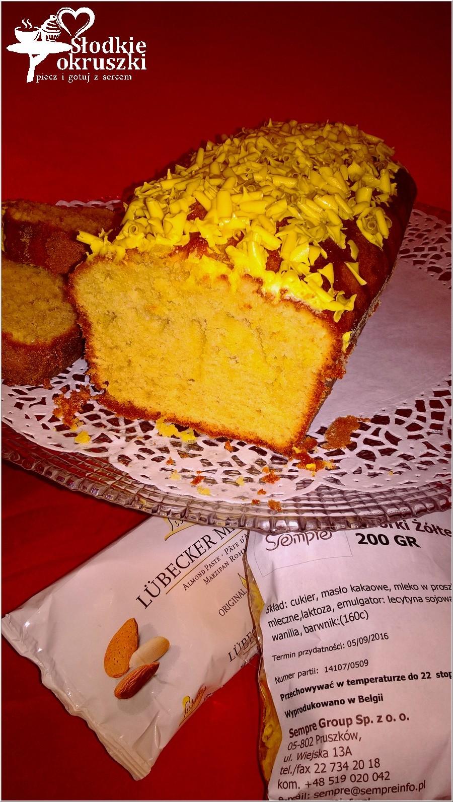Ciasto marcepanowe. Przepis dla wielbicieli marcepanu 2