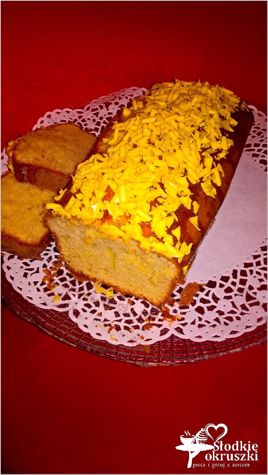 Ciasto marcepanowe. Przepis dla wielbicieli marcepanu