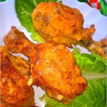 Kurczak w chrupiącej maślanej panierce (2)
