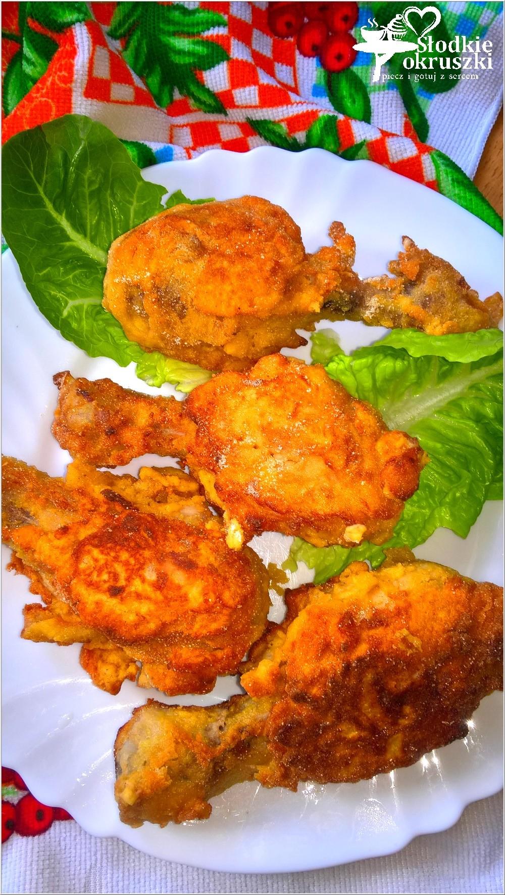 Kurczak w chrupiącej maślankowej panierce (3)