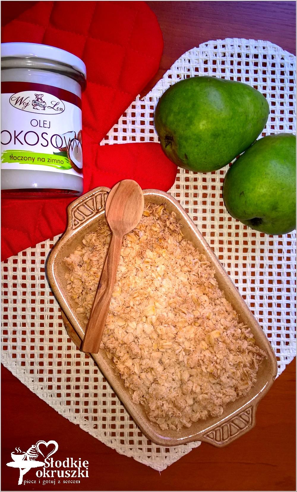 zapiekana-gruszka-pod-zdrowa-kokosowo-kruszonka-na-bazie-oleju-kokosowego