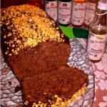 Czekoladowe ciasto aromatyzowane syropem o smaku wanilii meksykańskiej