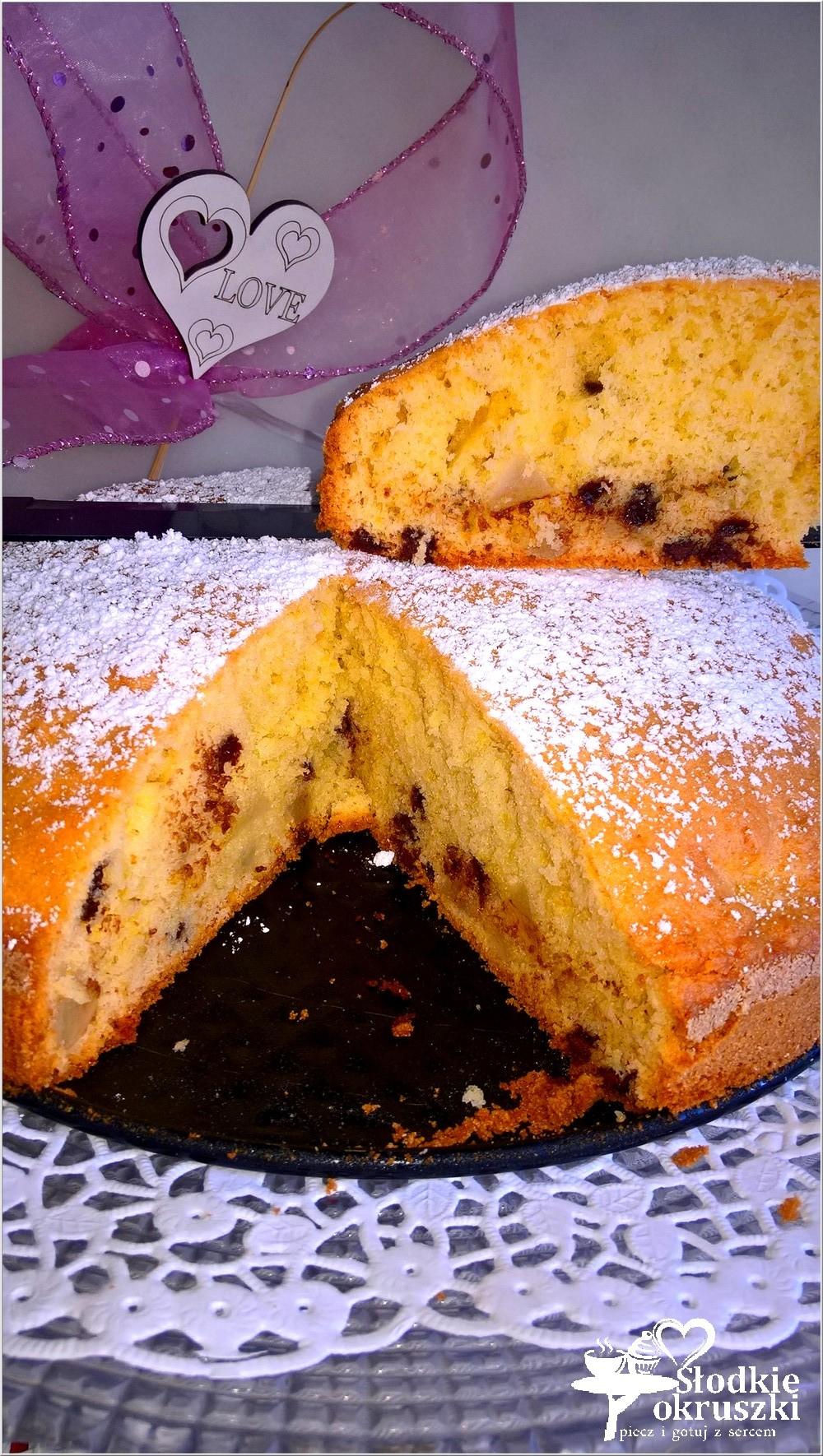 szybkie-ciasto-z-gruszka-i-czekolada-na-oleju-kokosowym-2