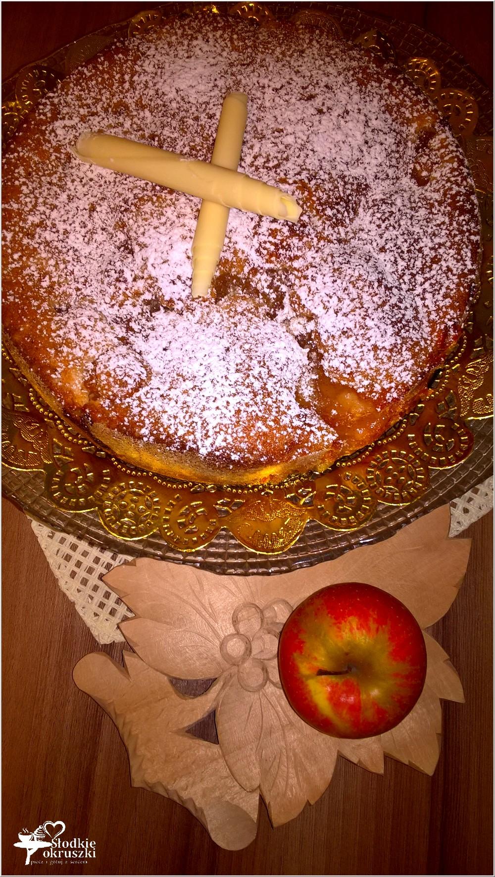 ciasto-z-prazonymi-jablkami-jablecznik-4