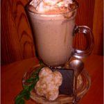 Kawa czekoladowa z przyprawami