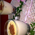 Kremowy deser waniliowy (na mące kukurydzianej)