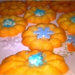 Kruche ciasteczka (z maszynki)