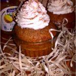 Mini ciasta czekoladowe ze słodką niespodzianką