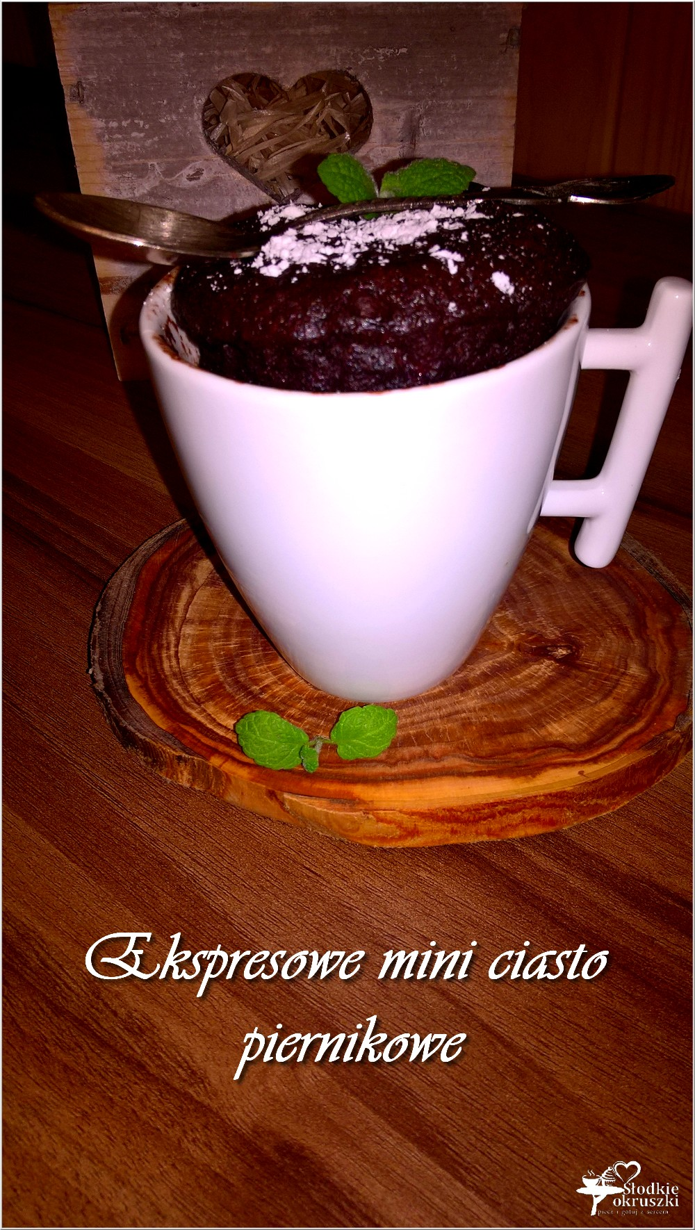 Ekspresowe mini ciasto piernikowe (w filiżance) (4)